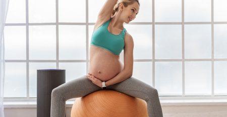 Pilates στην εγκυμοσύνη