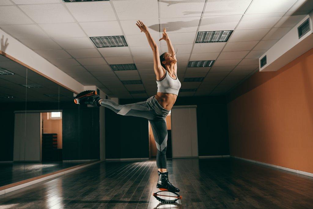 Kangoo jumps: η απόλυτη τάση στο fitness