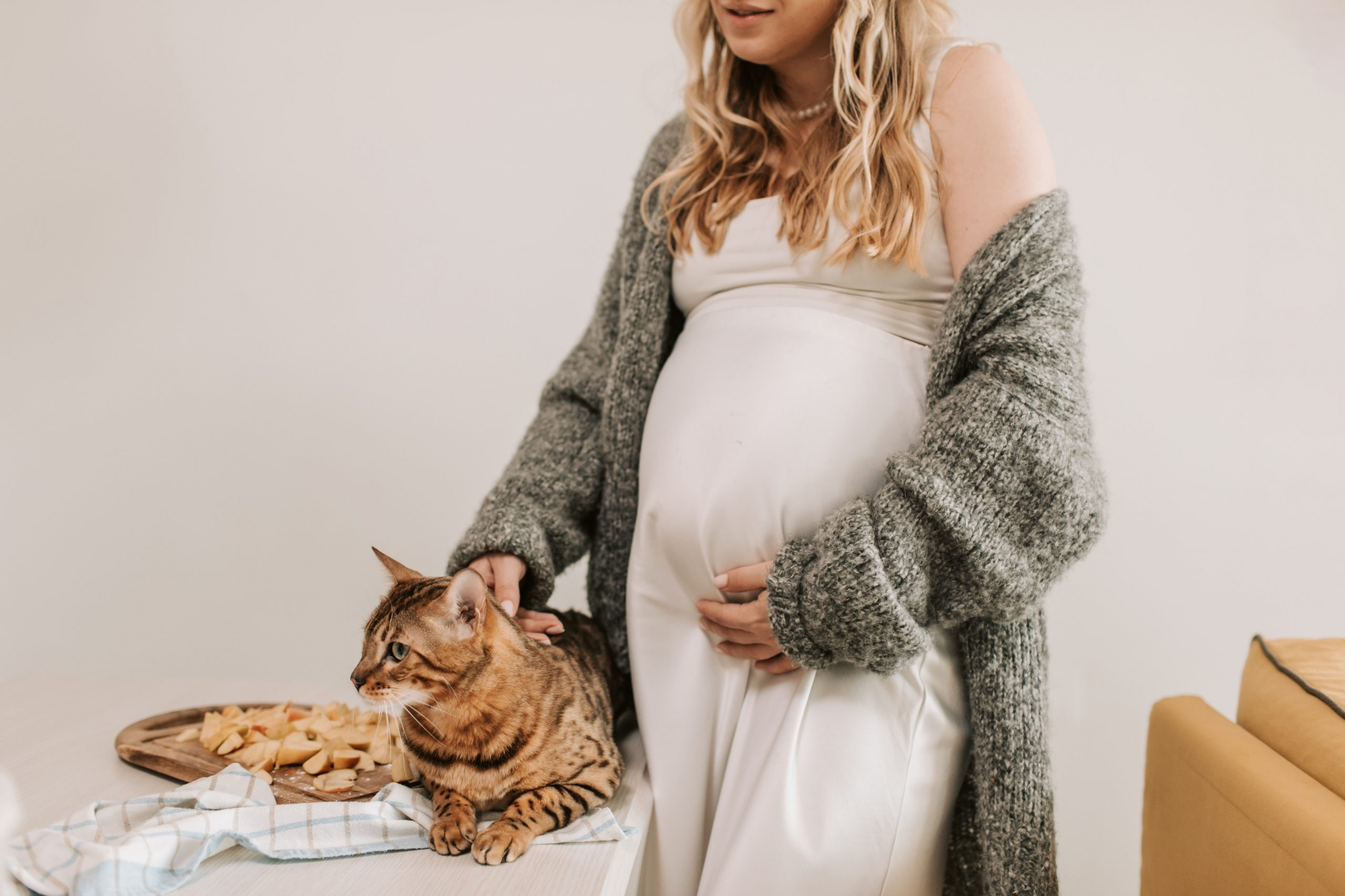 Τοξοπλάσμωση και εγκυμοσύνη